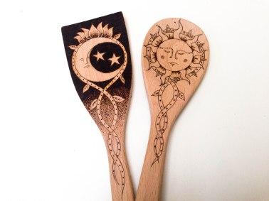 Picture 10 utensil set