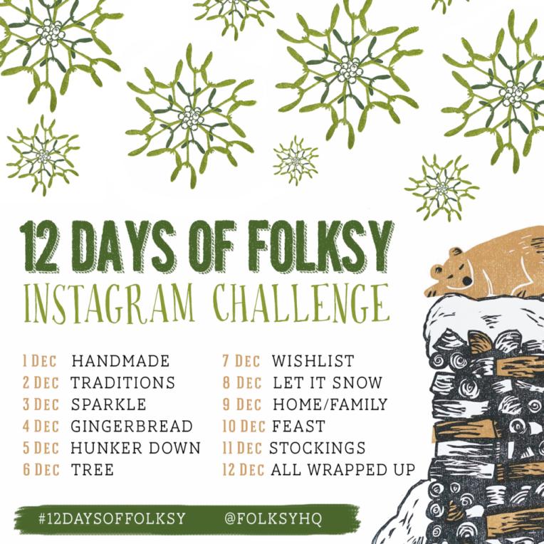 Folksy challenge